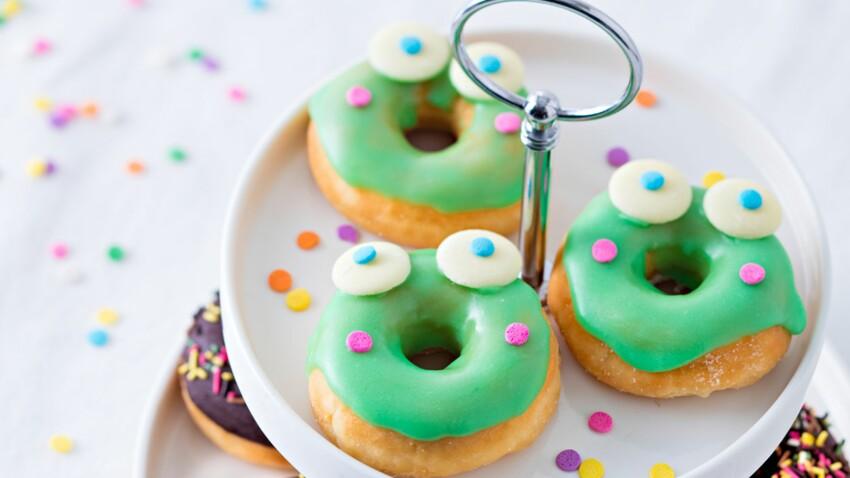 Mardi Gras : des donuts grenouilles et licornes pour les enfants