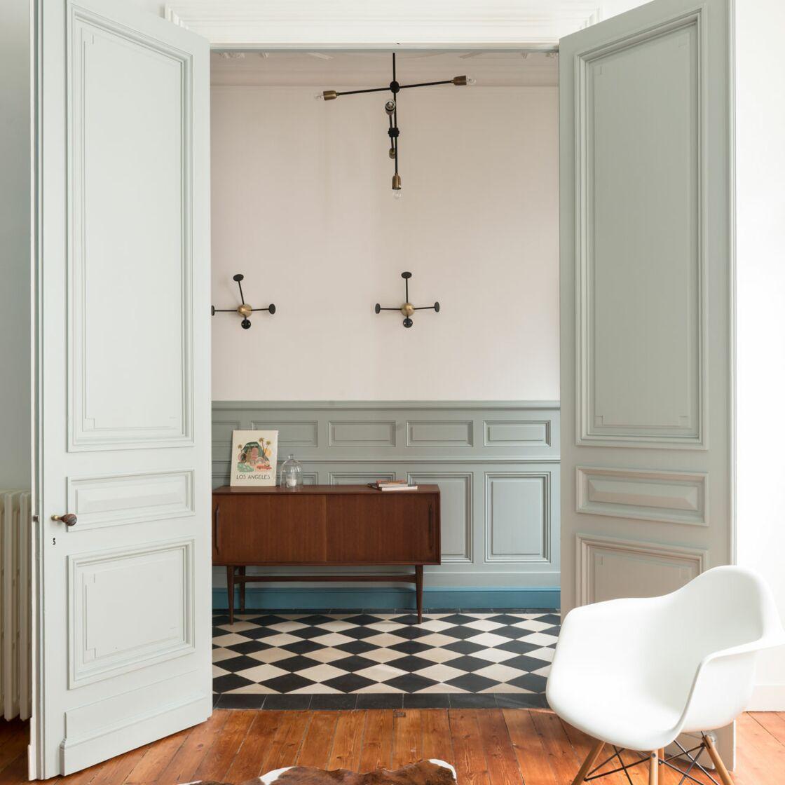 Decoration Interieur Appartement Vintage déco d'intérieur : le vintage pastel : femme actuelle le mag