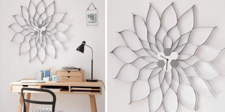 Une horloge solaire design pour ma déco