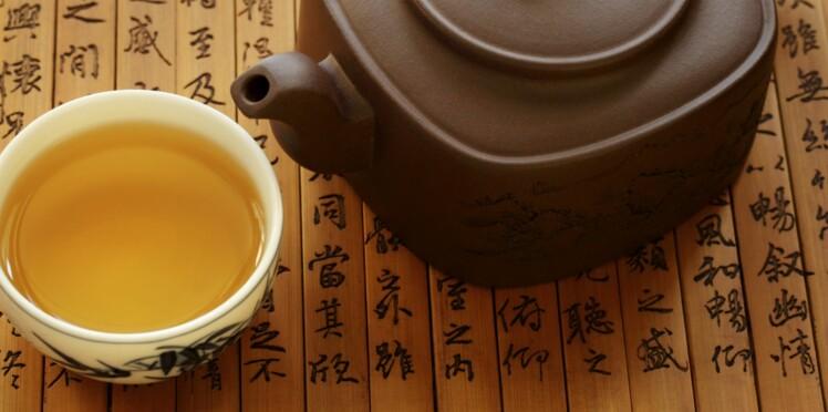 Le plus vieux thé du monde découvert