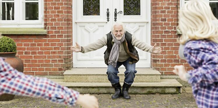 5 bonnes raisons de voir ses petits-enfants sans leurs parents
