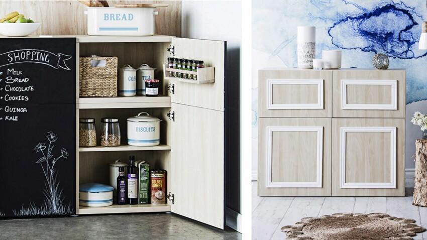 Un meuble, 5 versions : nos idées pour relooker un bahut