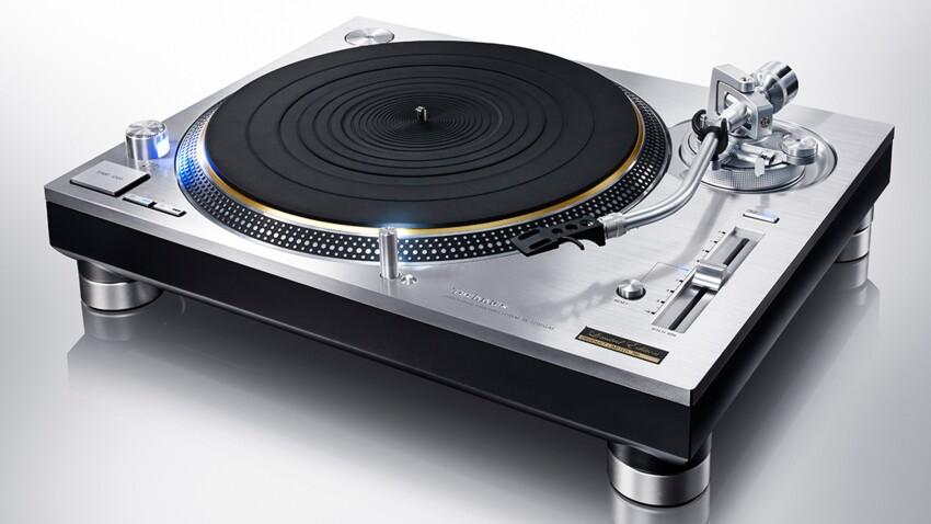 Avec cette platine, le DJ, c'est vous !