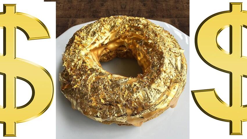 Un donut à 100 dollars et autres infos inutiles (mais rigolotes)