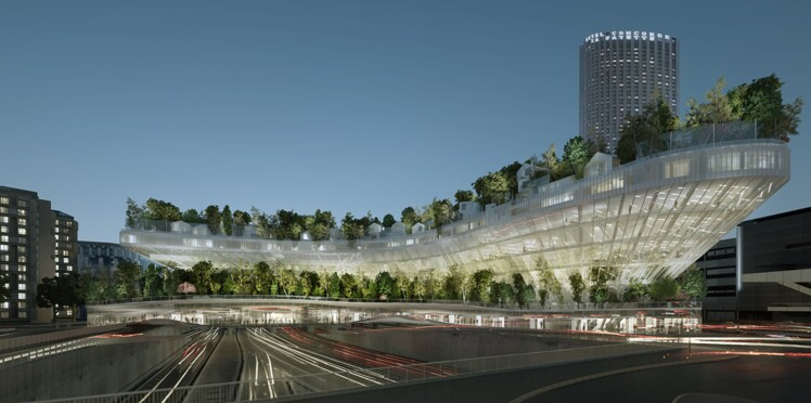 Architecture : les projets du nouveau Paris (photos)