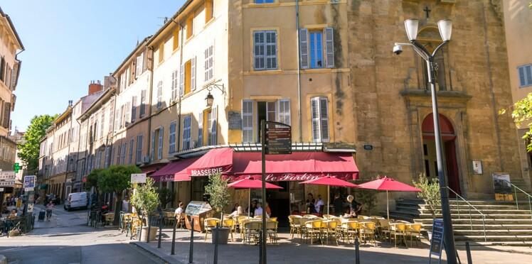 Flâner à Aix-en-Provence