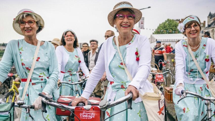 On s'offre une rando à vélo rétro!