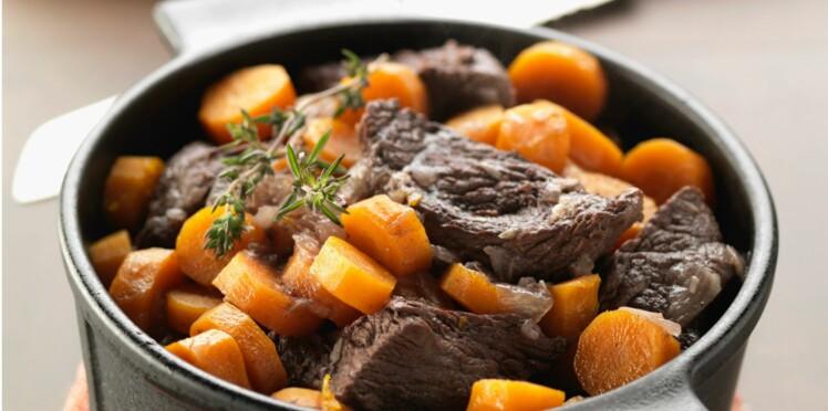 Bœuf aux carottes