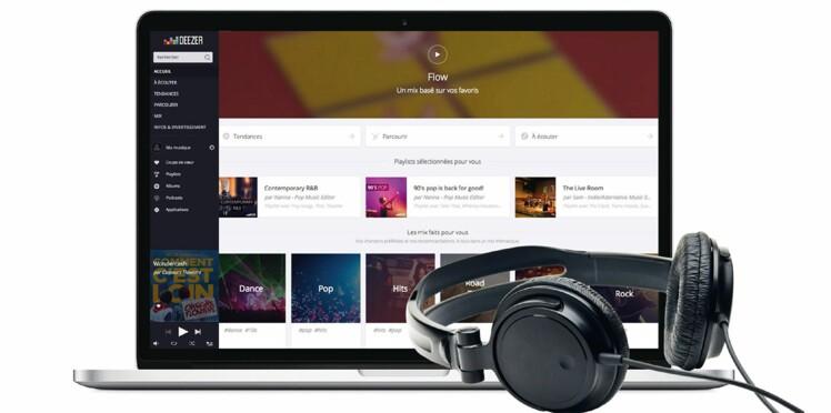 Musique en ligne : Deezer, mode d'emploi