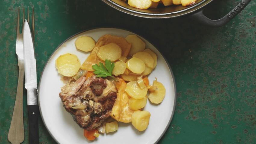 L' Irish stew traditionnel