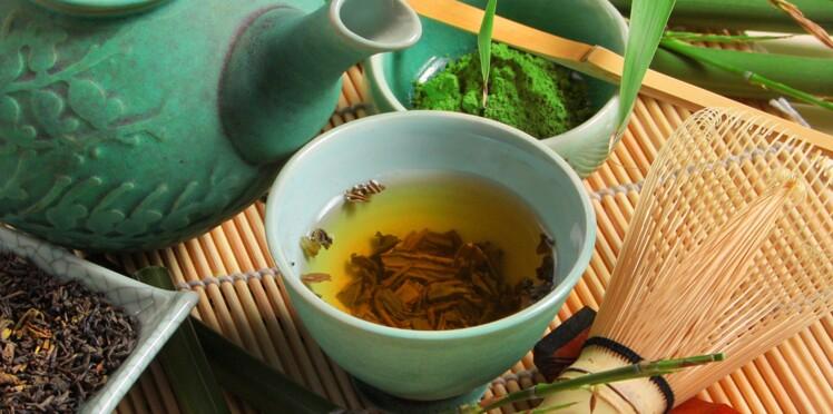 Le thé vert : pour les rhumatismes aussi
