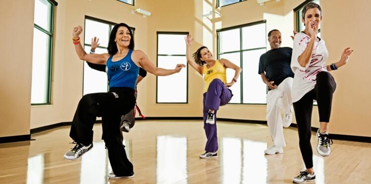 Zumba gold : faire du sport en s'amusant