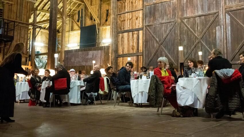 Lieux insolites pour dîners d'exception