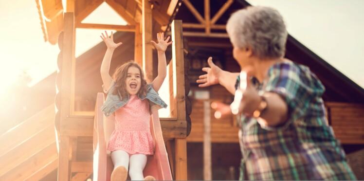 Grand-mère est à louer !