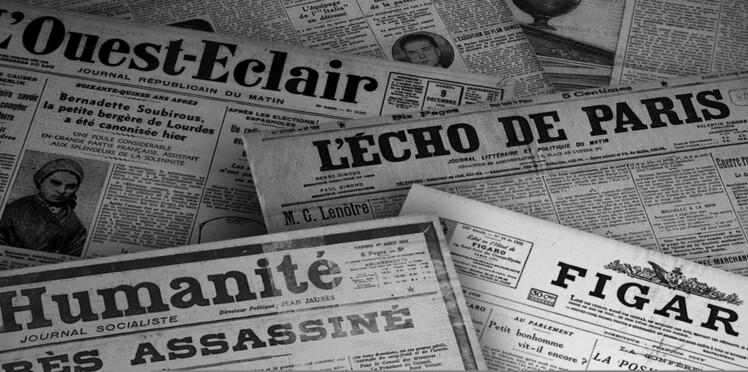 Explorez l'Histoire avec les journaux d'autrefois ! : Femme ...
