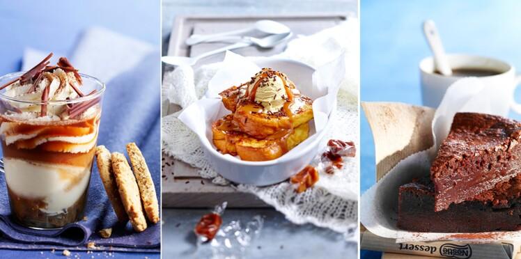 Pâques : 10 recettes de desserts pour fondre de plaisir