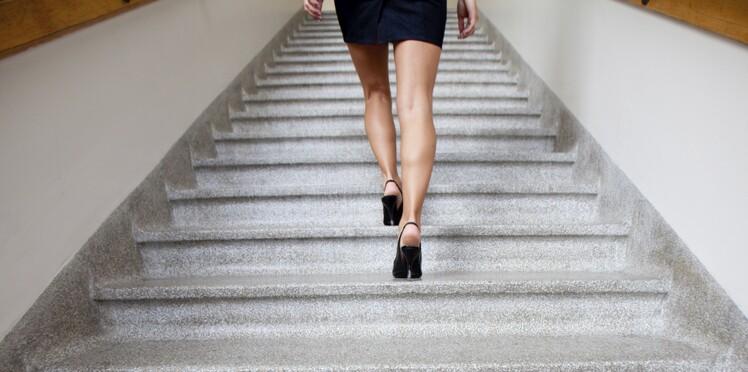 Monter les escaliers pour gagner des neurones !