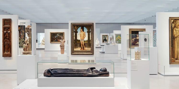 Voyage dans l'histoire de l'art au Louvre-Lens