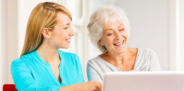 Un nouveau service pour connecter les seniors