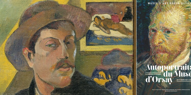 Les autoportraits d'Orsay s'exposent à Clermont-Ferrand