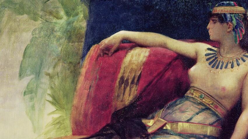 Cléopâtre était la reine des coquines !