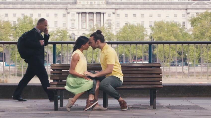 Ces danseurs vont vous faire fondre avec leurs ballets amoureux (vidéo)