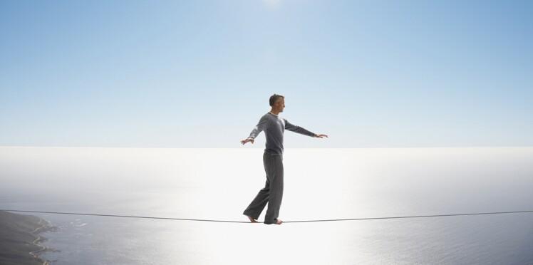 Pertes d'équilibre : que cachent-elles ? : Femme Actuelle Le MAG