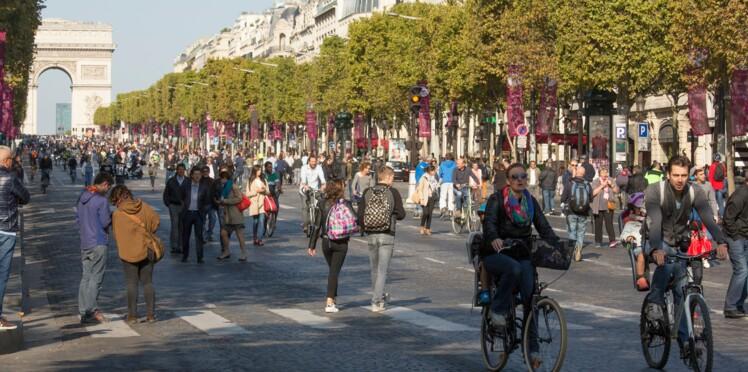 Dimanche, tous à pied sur les Champs !
