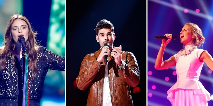 Quelles sont les plus belles voix de l'Eurovision ?