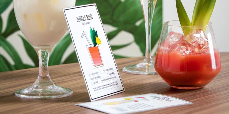 Gratuit : nos fiches de cocktails à imprimer