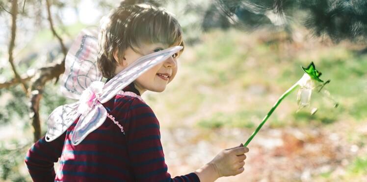 L'effet magique des princesses sur les petits garçons