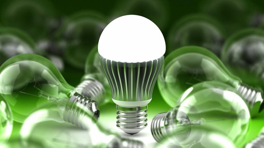 Des ampoules LED gratuites : une idée lumineuse