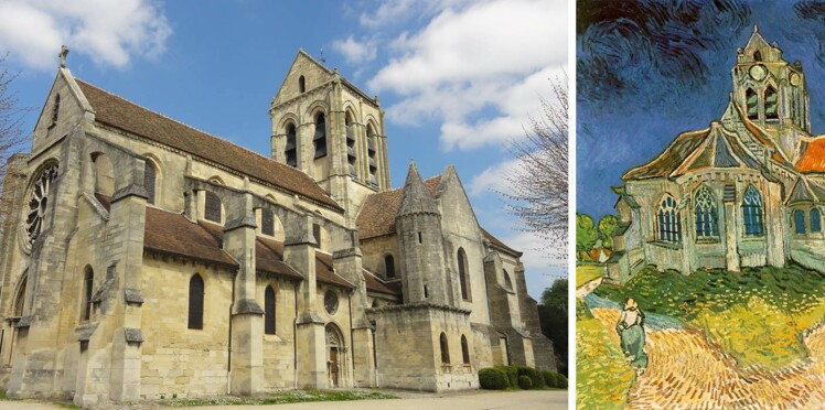 Sauvez l'église de Van Gogh !
