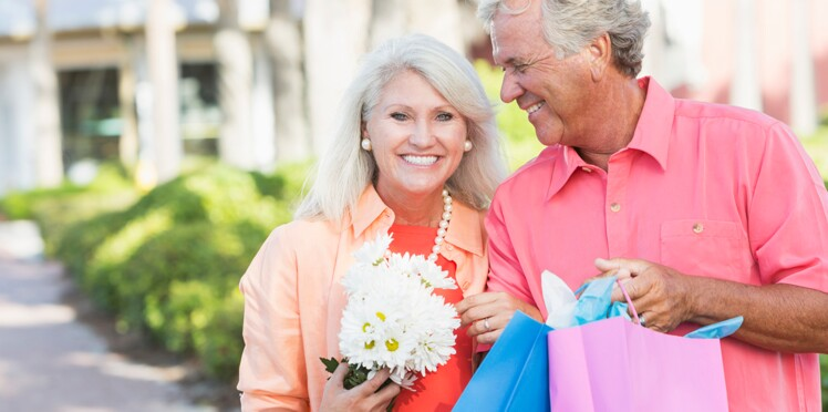 5 bonnes raisons de faire du shopping avec son mari
