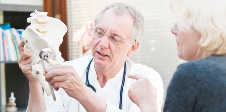 Prothèse de la hanche : mini-opération, maxi-solidité