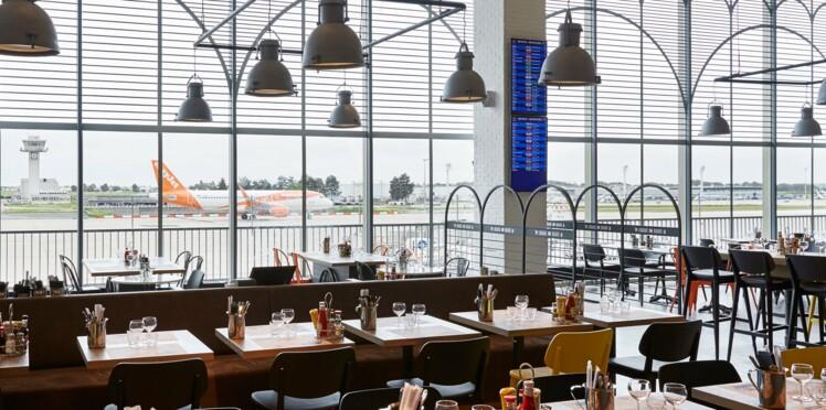 Gastronomie d'aéroport, le grand décollage