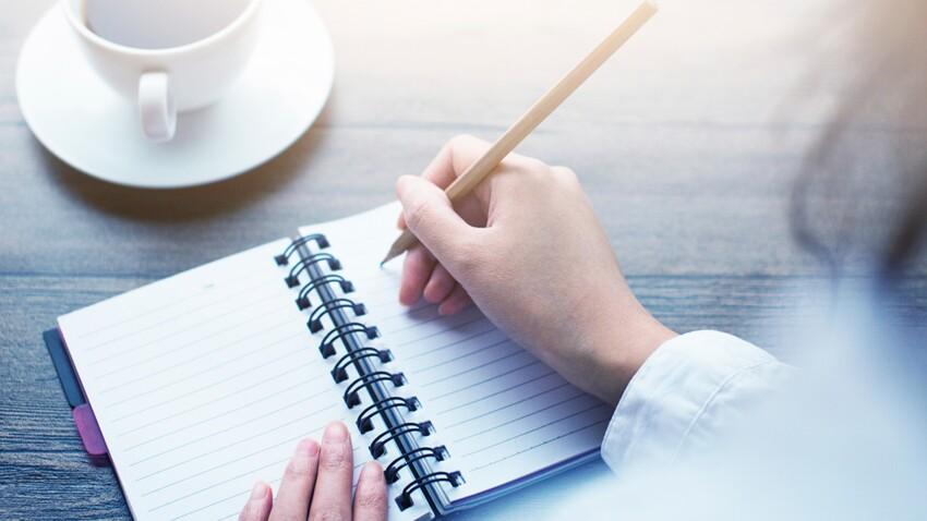 Écrire un journal intime, ça booste l'estime de soi !