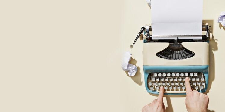 Écrire, ça fait du bien !