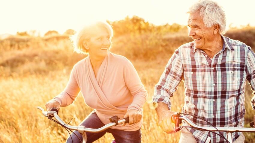 Après 70 ans, l'activité physique ne fait pas de miracle sur le cœur