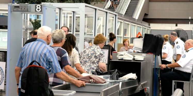 Recevez chez vous les objets confisqués à l'aéroport !