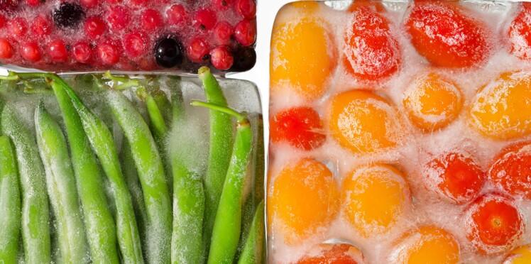 Les règles d'or pour congeler ses aliments