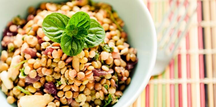 Protéines végétales : elles augmentent l'espérance de vie