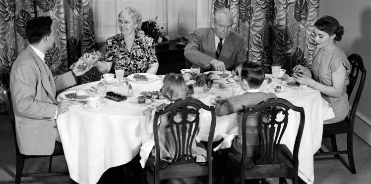 Faut-il imposer les repas de famille à nos petits-enfants ?