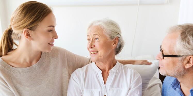 Une famille d'accueil plutôt que la maison de retraite