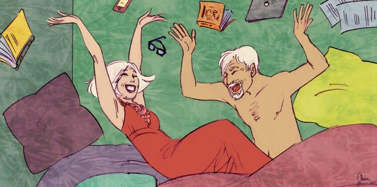 Au lit, j'adopte la sexopositive attitude !
