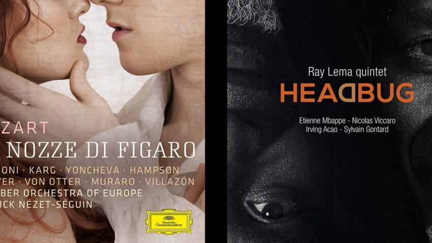 Opéra, jazz, rock... notre sélection d'albums à écouter