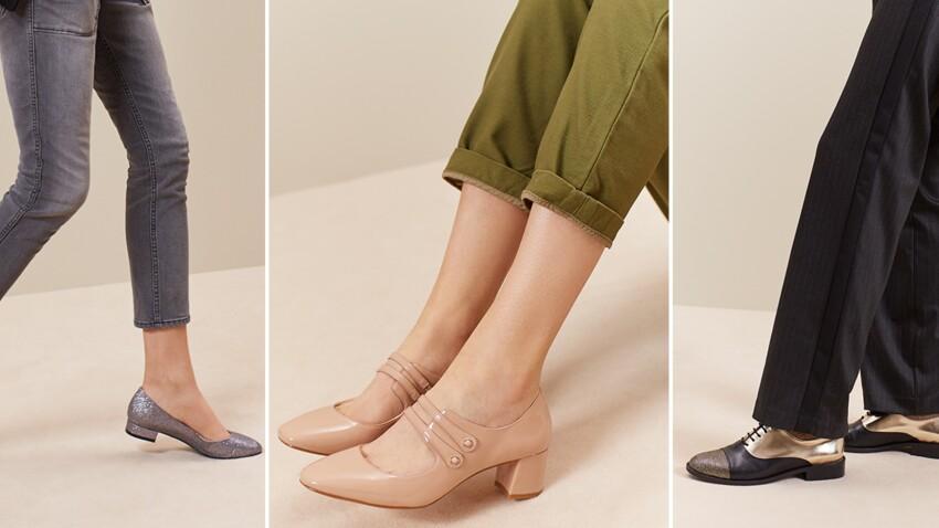 Quelles chaussures porter après 50 ans ?