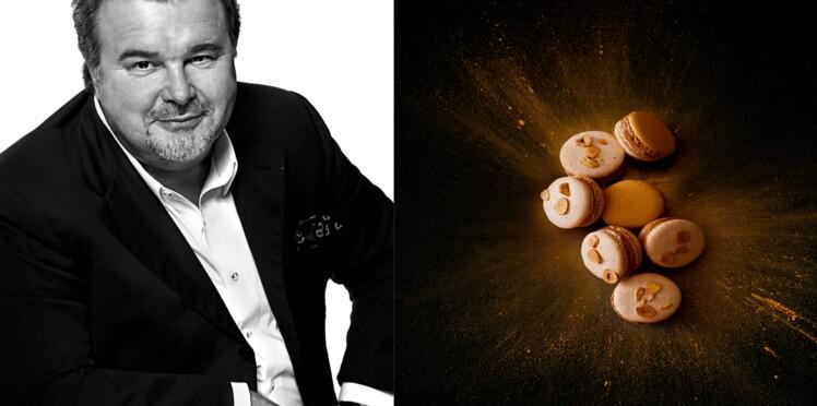 Les macarons chocolat et foie gras de Pierre Hermé