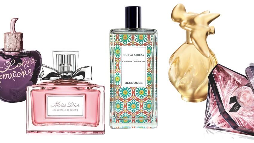 Fraîcheur, audace, volupté… 15 parfums pour Noël
