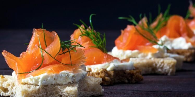 Le saumon fumé, c'est le nouveau caviar !